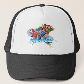Triple Threat Trucker Hat