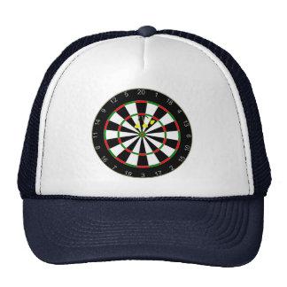 Triple Triple Twenty Dart Board Group Cap Trucker Hat