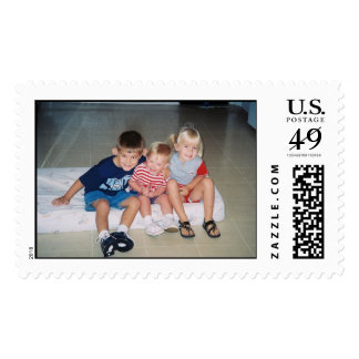 Triple Trouble Stamps
