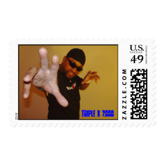 Triple X  2000 006, Triple X 2000 Postage Stamps