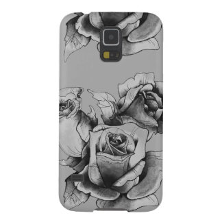 Triplet Roses Galaxy S5 Case
