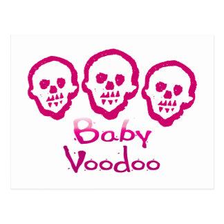 Triplet voodoo Postcard