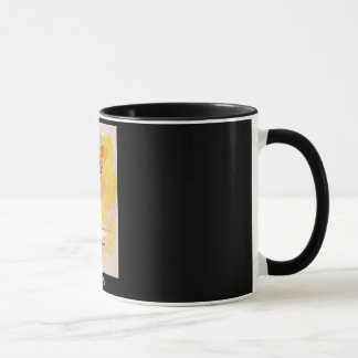 """""""TRIPLETS"""" 11 oz. RINGER COFFEE MUG"""