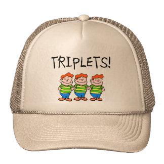 Triplets (Boys) Trucker Hat