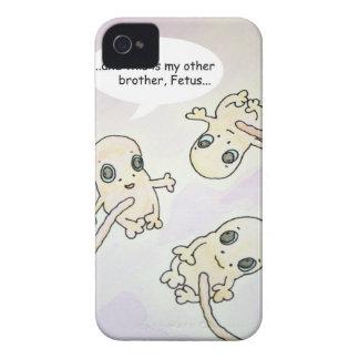 Triplets iPhone 4/4S Case