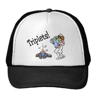 Triplets (Unisex) Trucker Hat