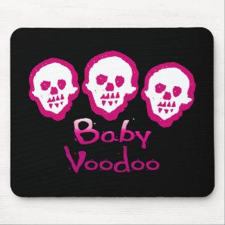 Triplets voodoo Mousepad