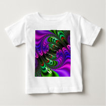 Triply pattern baby T-Shirt