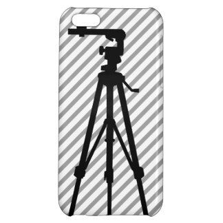 Tripod for Your Iphone Camera iPhone 5C Cover