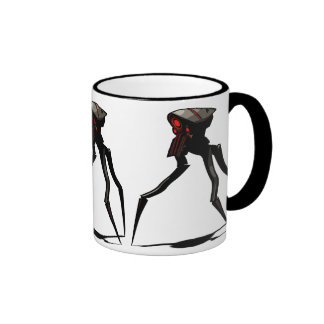Tripod Ringer Coffee Mug