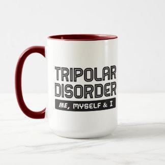 Tripolar – Me, Myself & I Mug