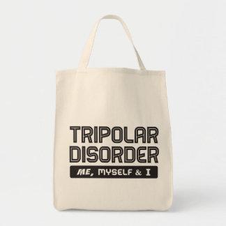 Tripolar – Me, Myself & I Tote Bag