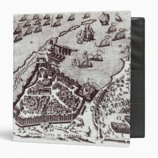 Tripoli, c.1550 | 3 ring binder