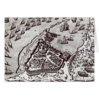 Tripoli, c.1550 | card