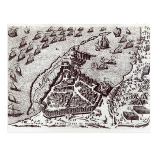 Tripoli, c.1550 | postcard
