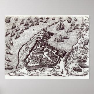 Tripoli, c.1550 | poster