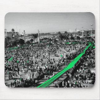 Trípoli, Libia [corriente verde] Alfombrillas De Raton