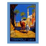 Trípoli - Libia (Libia) Postal