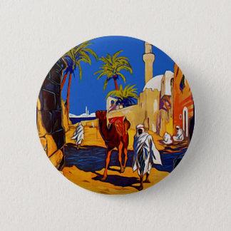 Tripoli - Libia (Libya) Button