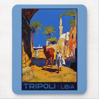 Tripoli - Libia (Libya) Mouse Pad