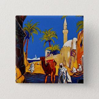 Tripoli - Libia (Libya) Pinback Button