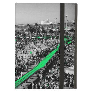 Tripoli, Libya [Green Stream] - iPad Air Case with