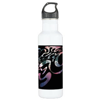 Tripped-Out Stainless Steel Water Bottle