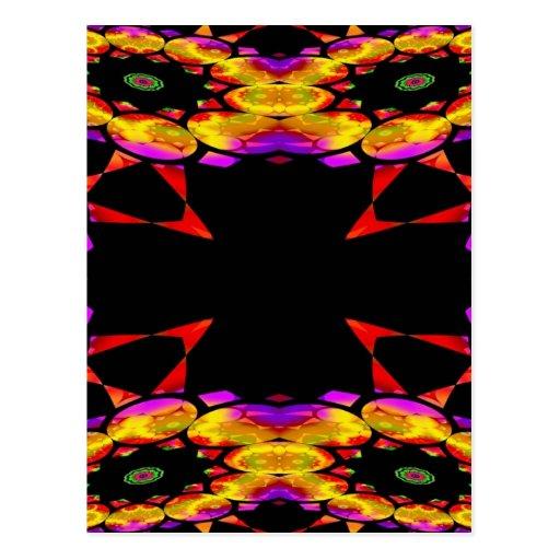 Trippin Kaleidoscope2 Postal