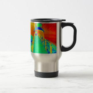 Trippin Seaside Travel Mug