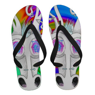 tripping dragon sandals
