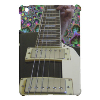 Tripping Guitar Perspective Psychedelic Sound Cover For The iPad Mini
