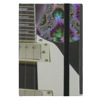 Tripping Guitar Perspective Psychedelic Sound iPad Mini Case