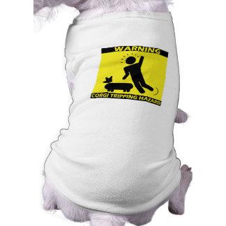 Tripping Hazard - Corgi Dog T Shirt