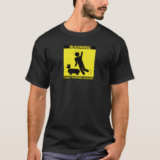 Tripping Hazard - Corgi T-Shirt
