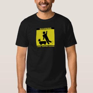 Tripping Hazard - Corgi Tee Shirt