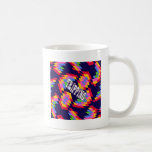Tripping in Style: Retro Psychedelic Design Coffee Mugs