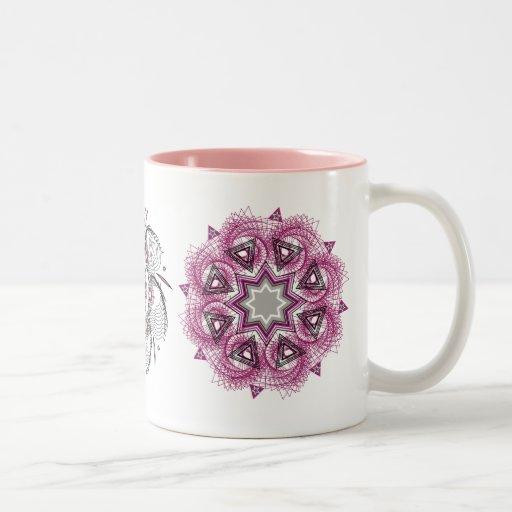 Tripple Mandala Mug 2