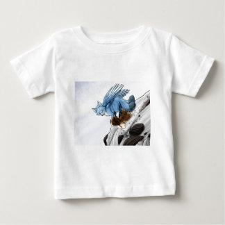 Trippling the Ledge Baby T-Shirt