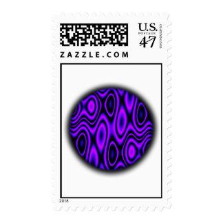 trippurple postage stamp