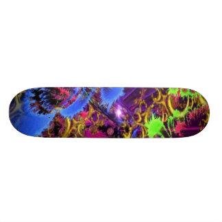 trippy-5 skateboard deck