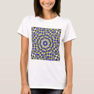 Trippy Algae Quilt Feb 2013 T-Shirt