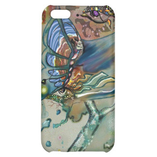 Trippy ButterFly -  Cover For iPhone 5C
