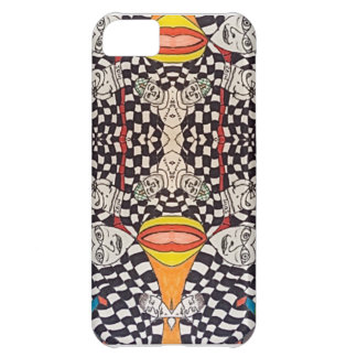 Trippy iPhone 5C Cover
