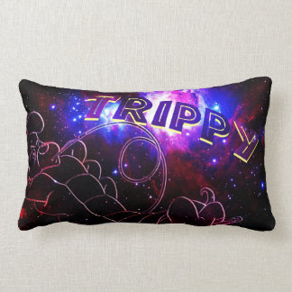 Trippy collection pillow