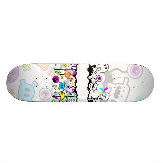 Trippy De-Do-Da Skateboard Deck