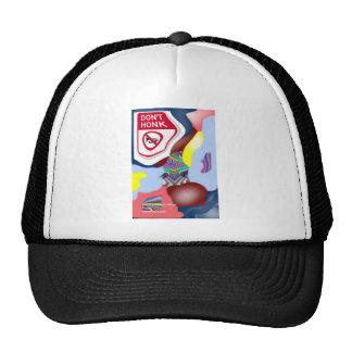 Trippy Don't Honk Trucker Hat
