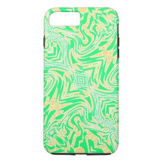 Trippy Florescent Abstract iPhone 8 Plus/7 Plus Case