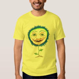 Trippy Flower Shirt