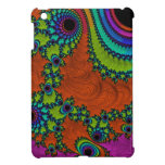 Trippy Fractal Art Cover For The iPad Mini