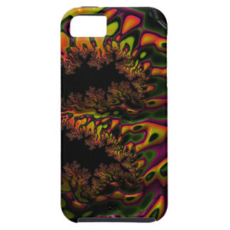 Trippy  Fractal Cover For iPhone 5/5S